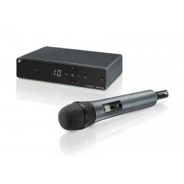 Sennheiser XSW-835/B draadloos + e835 microfoon -