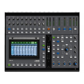 IMG STAGELINE DMIX-20 Digital Mixer, 20-Channel -