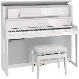 Roland LX708 PW (hoogglans wit) -