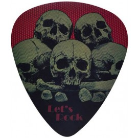 Muismat, plectrum model 28cm -