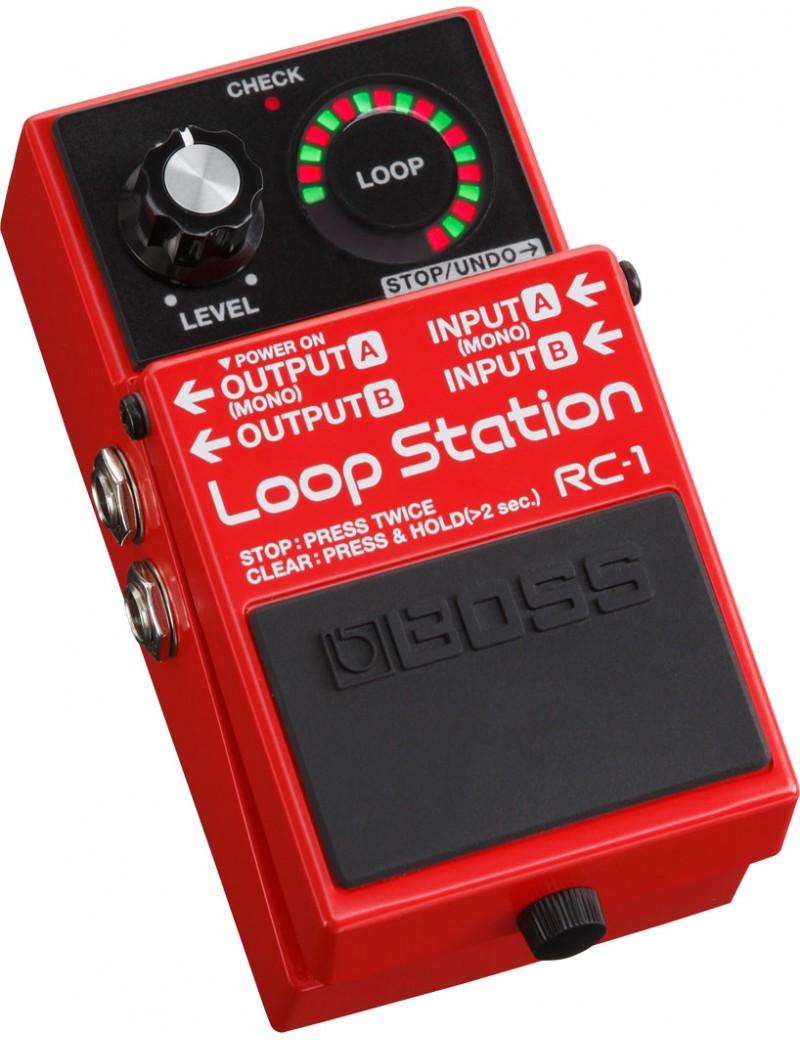 Boss RC-1 Loop Station -