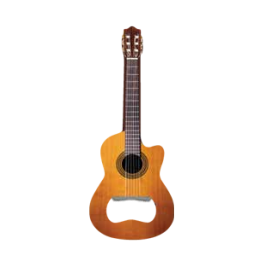 Bottle opener Guitar acoustic -