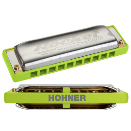 Hohner Rocket Groen -