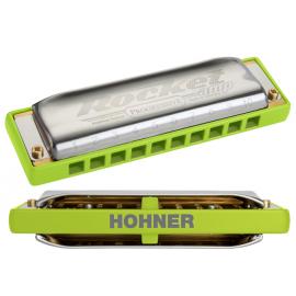 Hohner Rocket Green -