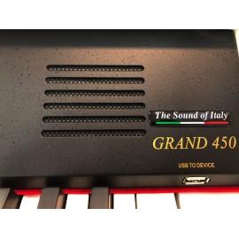 Orla Grand 450 digitale vleugel -