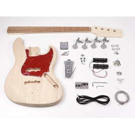 Bass guitar DIY kit -
