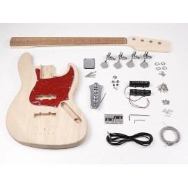 Bass guitar DIY kit -