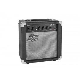 SX elektrisch gitaarpakket sunburst -