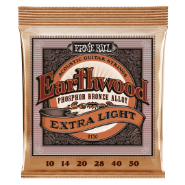Earthwood Staal (Extra Light) -