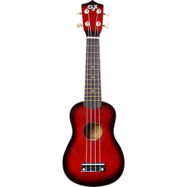 CLX Calista 21 Red burst -