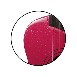 CLX Calista 21 Pink + glitter -