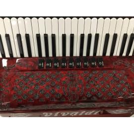 Vivaldi 120 bas 4 korig (occasion) -