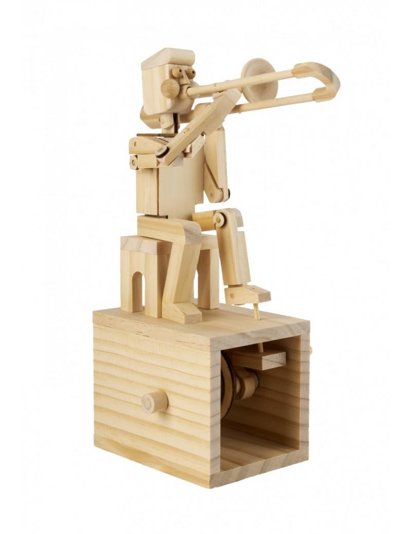 Trombone Player kit -