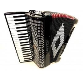 Fantini 120 bas musette accordeon (occasion) -