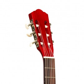 Stagg SCL50, 3/4 model rood -