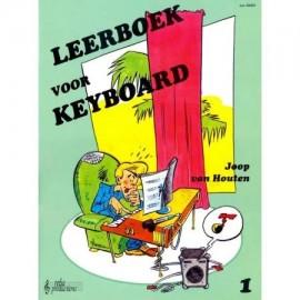 Leerboek voor keyboard 1 -