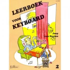 Leerboek voor keyboard 2 -