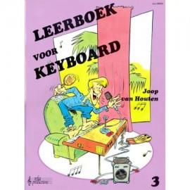Leerboek voor keyboard 3 -