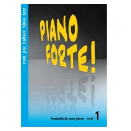 Piano forte lesmethode deel 1 -