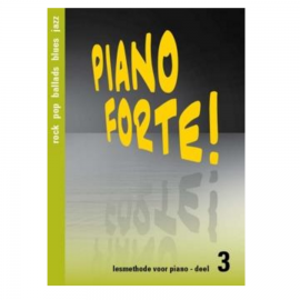 Piano forte lesmethode deel 3 -