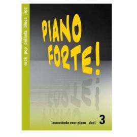 Piano forte methode deel 3 -