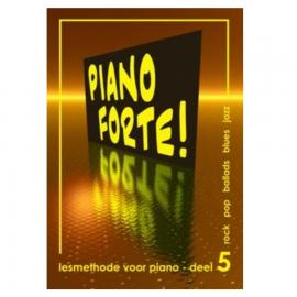 Piano forte methode deel 5 -