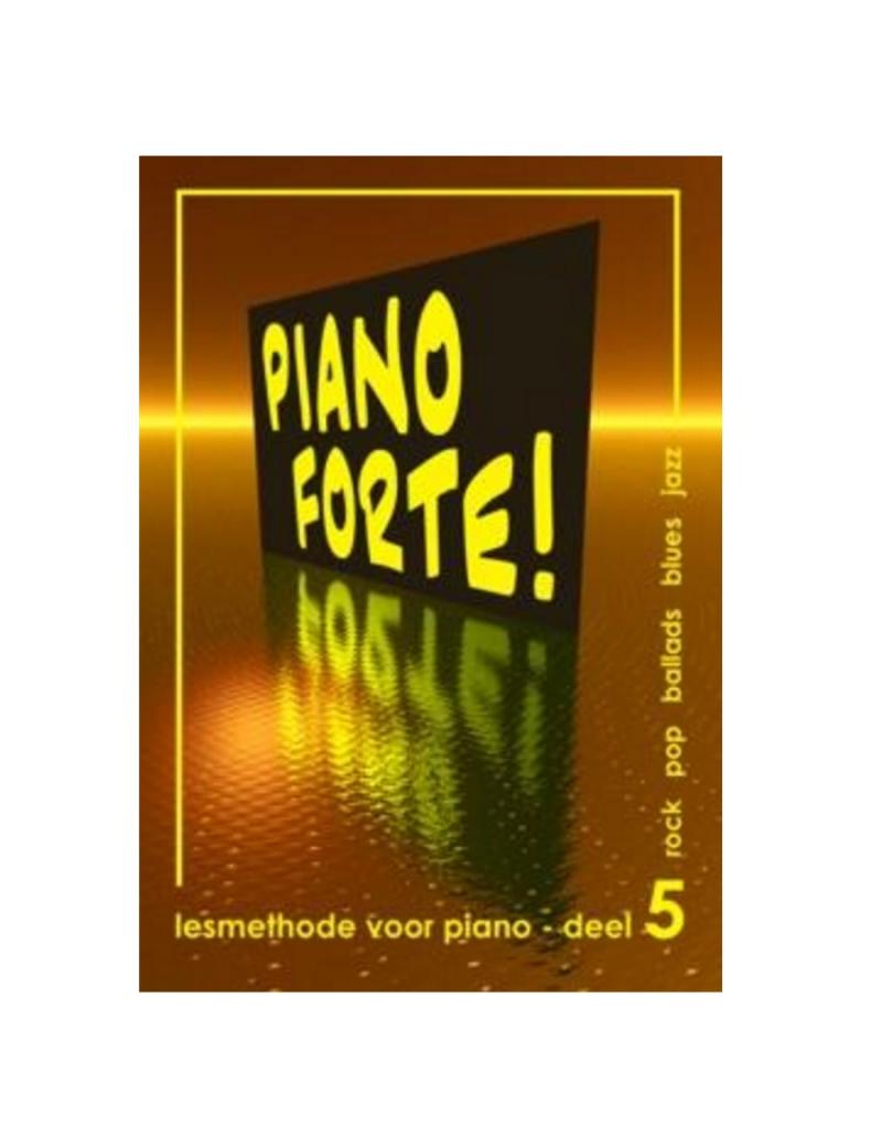 Piano forte lesmethode deel 5 -