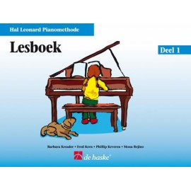 Hal Leonard Pianomethode Lesboek 1 -