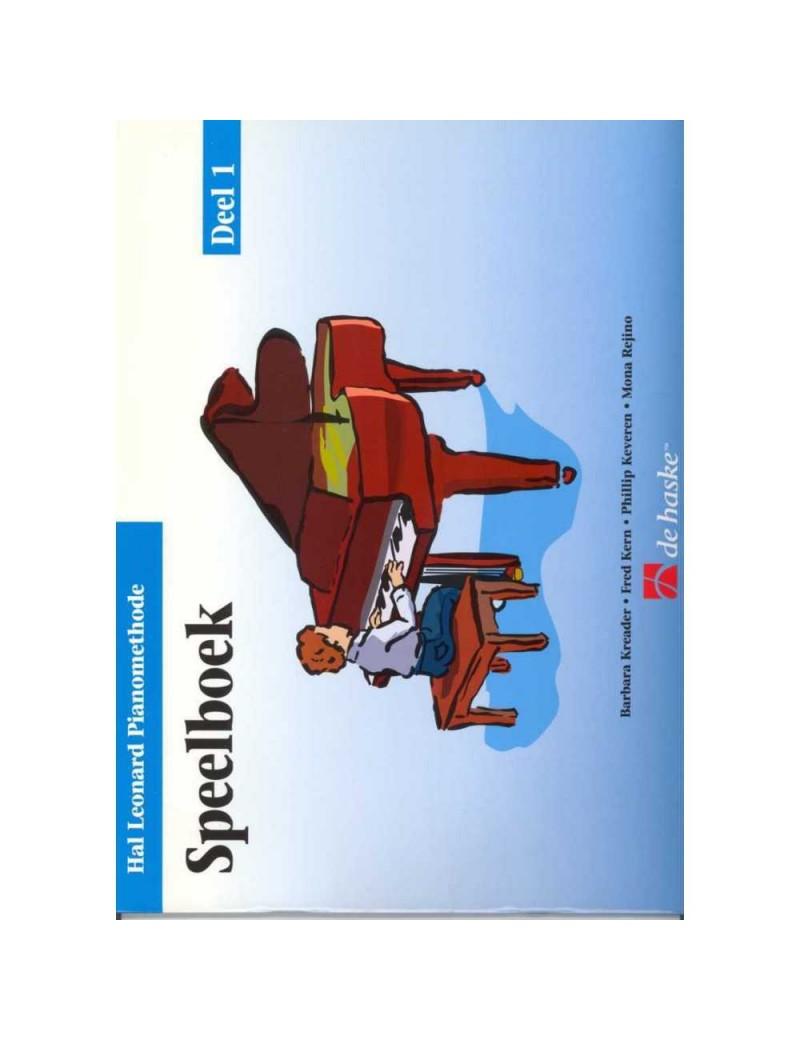 Hal Leonard Piano speelboek 1 -