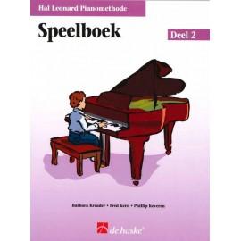 Hal Leonard Piano speelboek 2 -