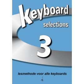 Keyboard selections lesmethode deel 3 -