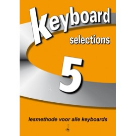Keyboard selections lesmethode deel 5 -