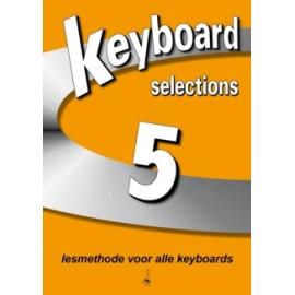 Keyboard selections lesmethode deel 5 -