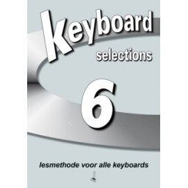Keyboard selections lesmethode deel 6 -