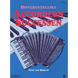 Onvergetelijke Accordeon Successen deel 1 -