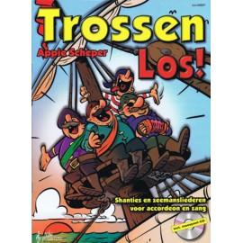 Trossen Los! (boek met CD) -
