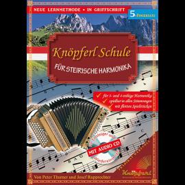 Knöpferl-Schule 5-Fingersatz -