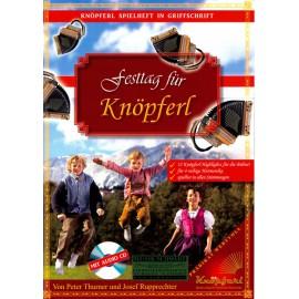 Festtag für Knöpferl -