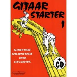 Gitaar starter 1 + CD -