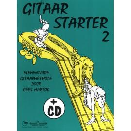 Gitaar starter 2 + CD -