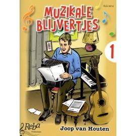 Muzikale Blijvertjes deel 1- Piano-Zang-Gitaar -