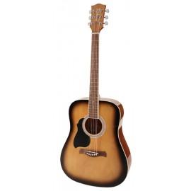 Richwood Artist Series linkshandige akoestische gitaar RD-12L-SB -