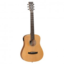 Tanglewood Winterleaf TSE - travel guitar -