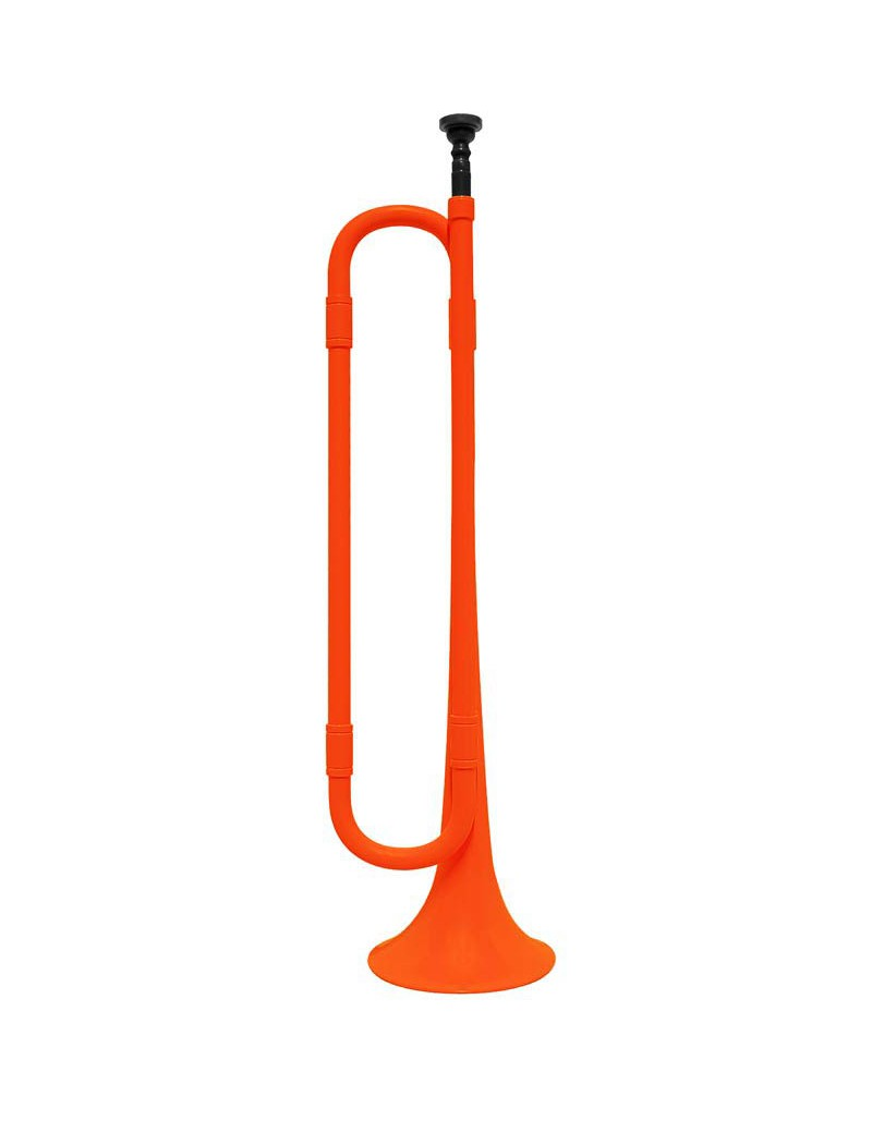 Oranje kunststof bugel -