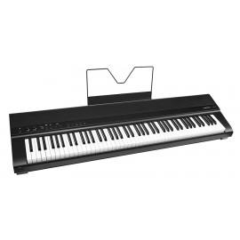 Medeli stage piano zwart uitvoering -