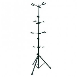 Boston guitar stand for 6 guitars -