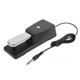 Sustain pedal switchable -
