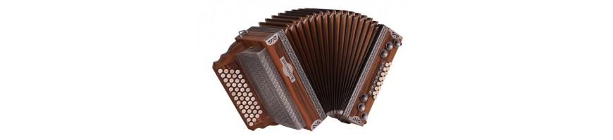 Steirische harmonicas