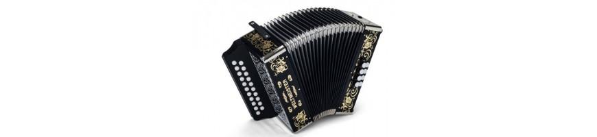 Standard harmonicas