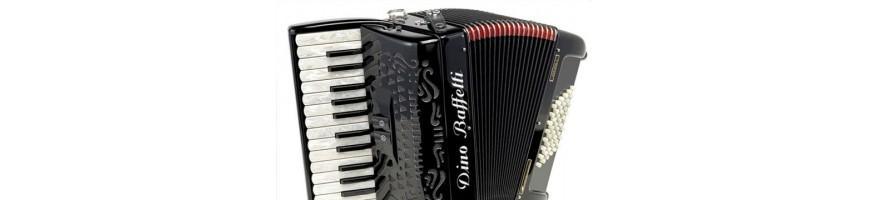 96 en 120 bas accordeons met garantie,